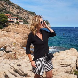 holidays costabrava fornells trendy moda blogger pretty instamood ootd todaywearninghellip