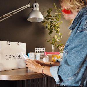 Da de shopping para mi rostro biodermaes biodermamasterclass bioderma cuidadosdelapielhellip
