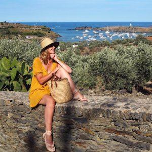 Walking in Cadaqus cadaques costabrava holidays summer blogger pretty instamoodhellip