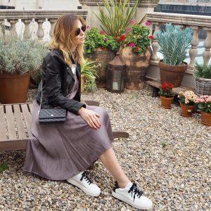 My New sarkanyes sneakers cosmetiktrip10 sarkany cosmetikblog trendy moda bloggerhellip